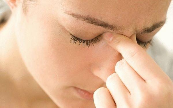 Симптомы синусита у взрослых