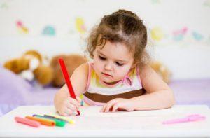 Дети младшего дошкольного возраста (от 1 до 4 лет)
