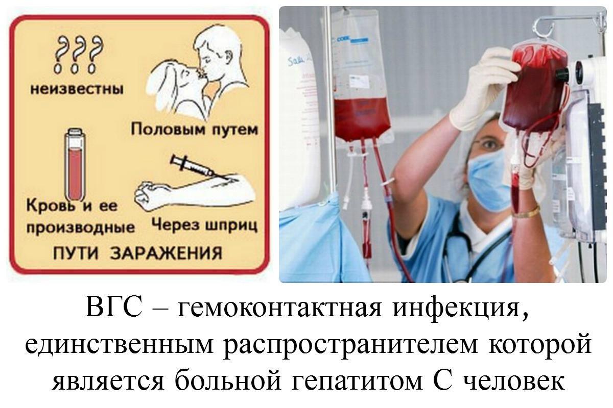 Как передается гепатит С - MedExplorer - информационный сайт о ...