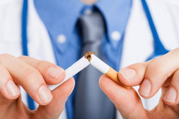 Откажитесь от курения вовсе