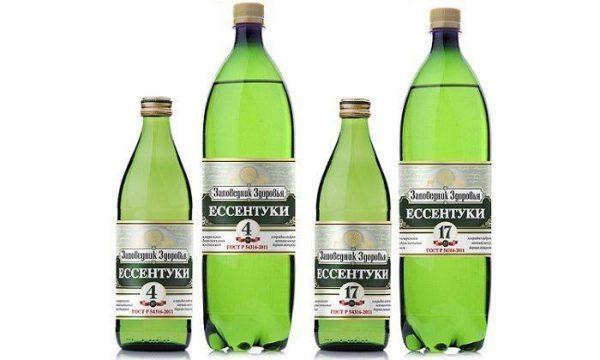 Для утоления жажды при панкреатите с разрешения лечащего врача можно использовать минералную воду Ессентуки 4 и 17