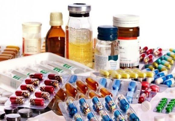 Медикаментозные препараты могут вызвать интоксикацию