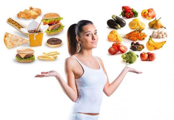 Неверно выбранное питание влечёт проблемы с желудком в любом возрасте