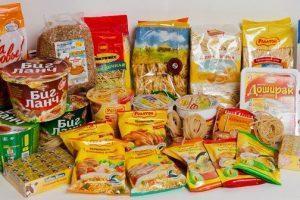 Продукты быстрого приготовления (супы, бульоны, кубики)