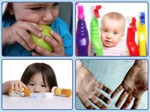 Распространенные причины отравлений среди детей