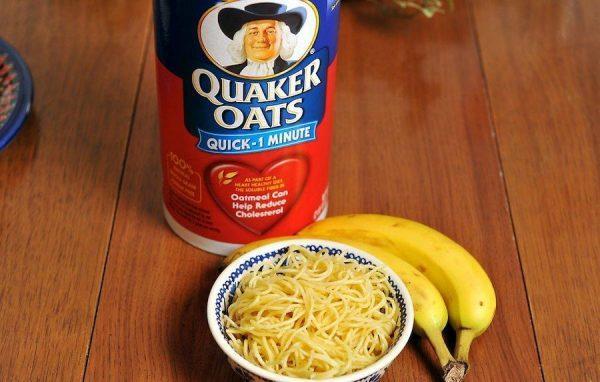 Следите за потребляемыми продуктами