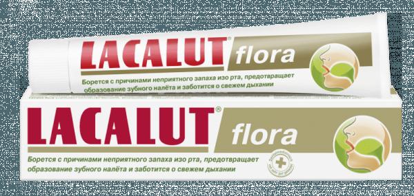«LACALUT flora»