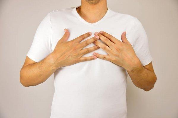 Боль при заболеваниях легких