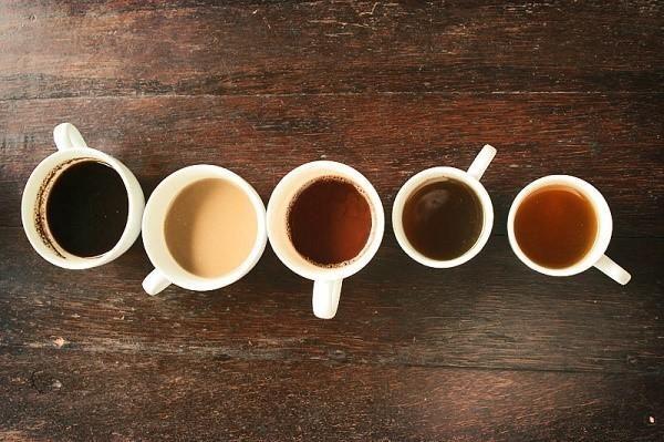 "Кофе, какао, чай разного цвета - ""запрещенка"" при эрозии желудка"