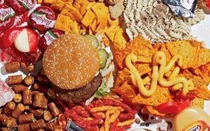 Неправильное питание - основная причина множества недугов