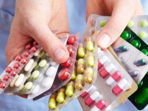 Таблетки от рвоты и тошноты