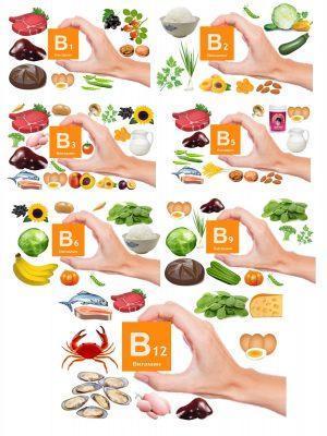 Витамины группы B — обязательная составляющая ежедневного меню