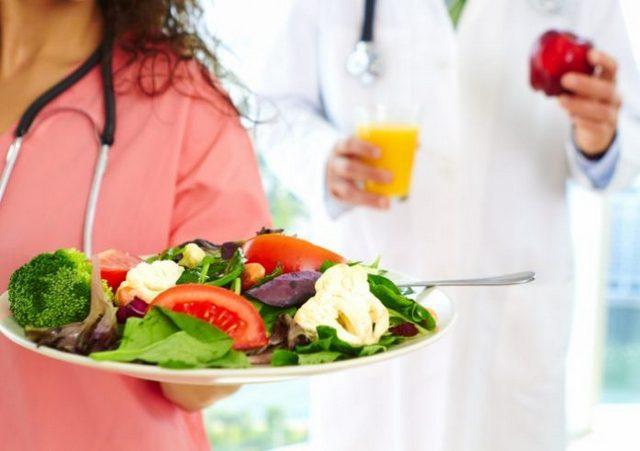 Диета – один из вариантов лечения заболеваний органов пищеварения