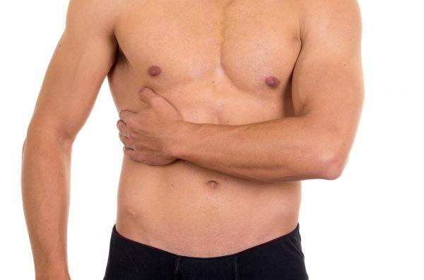 Боль в правом подреберье — неотъемлемый спутник обострения холецистита
