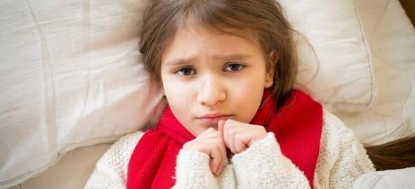 Тошнота у ребенка причины