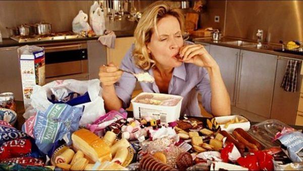 Важно контролировать количество потребляемой пищи
