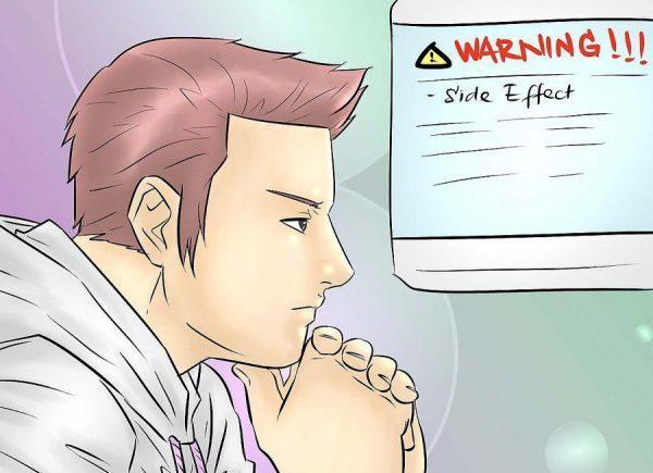 Возможны побочные эффекты
