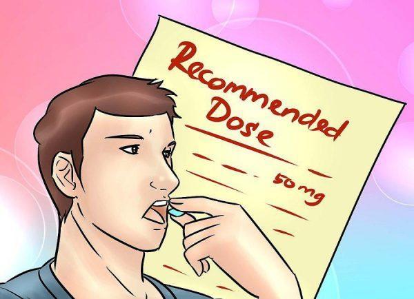 Не превышайте рекомендованную дозу