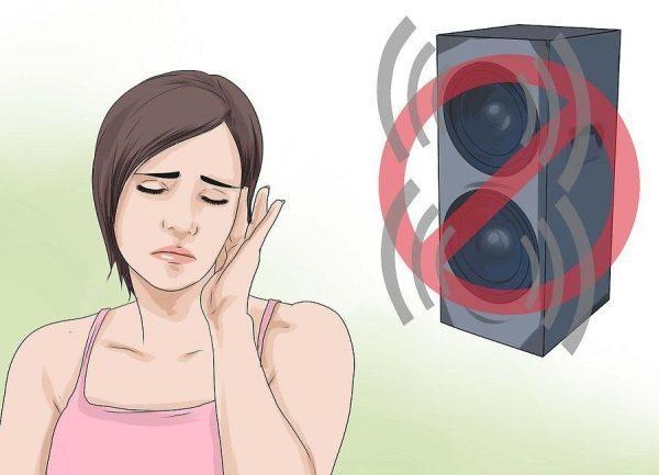 Не слушайте музыку слишком громко