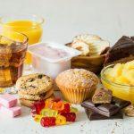 Сладости, содержащие сахар