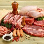 Жирное мясо и субпродукты