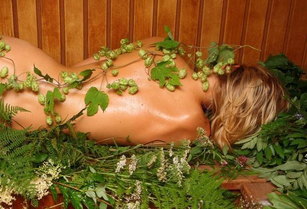 После посещения бани улучшается кровообращение и обмен веществ