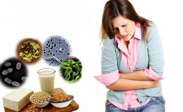 Пищевое отравление - частая причина тошноты