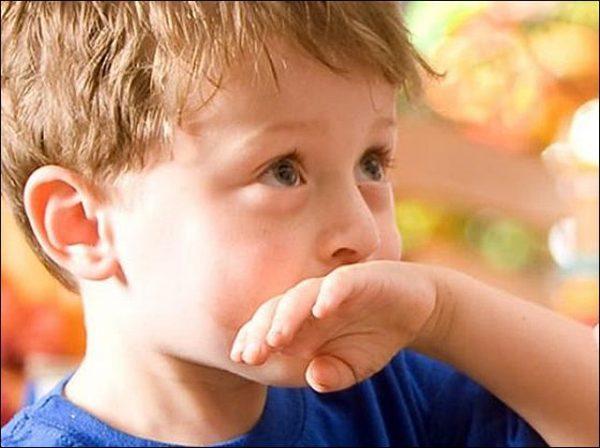 Внимательно следите за состоянием ребенка