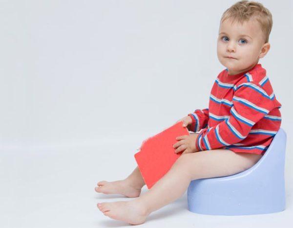 Стресс может повлиять на работу желудка ребенка