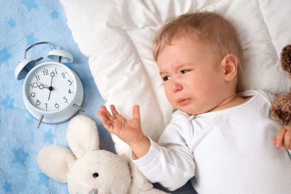 Состояние ребенка может ухудшиться
