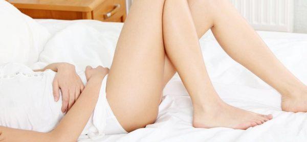 Боль в животе может быть вызвана спазмами