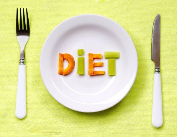 Бывает, что строгая диета решает все проблемы