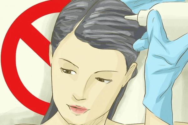 Частая окраска волос перманентной краской увеличивает риск повреждения волос