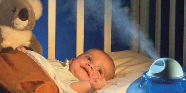 Даже самый простой детский увлажнитель воздуха может выступать в качестве очистителя воздуха