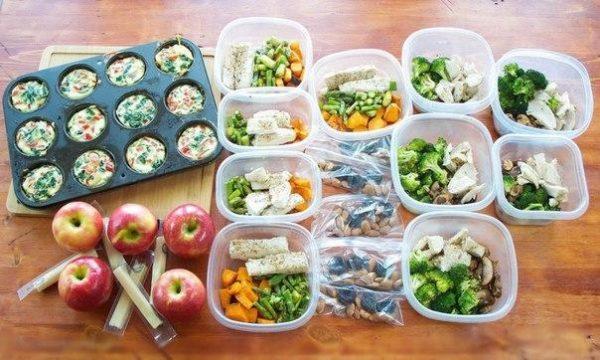 Дробное питание - один из принципов диеты
