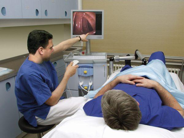 Ирригоскопия поможет оценить состояние кишки и исключить наличие опухолей и патологий