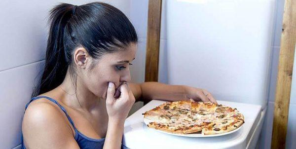 Как избавиться от булимии?