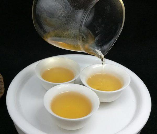 Молочный улун