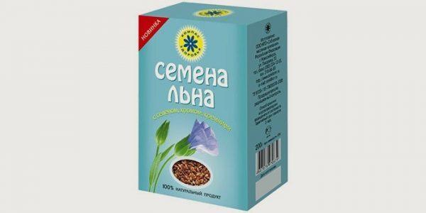 Настой из семян льна - отличное народное средство