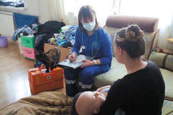 Обычно люди дотягивают до кризисного состояния и приходиться вызывать скорую помощь на дом