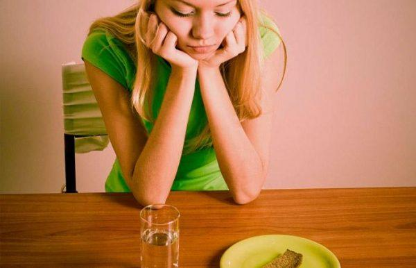 Полный отказ от питания до приезда скорой