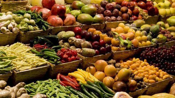 Свежие натуральные продукты должны присутствовать в рационе