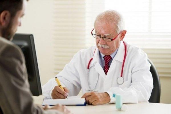 Только врач может назначить вам лечение