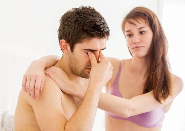 У 80% мужчин импотенция имеет физиологические причины