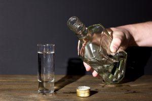 Водка, самогон, разведённый спирт