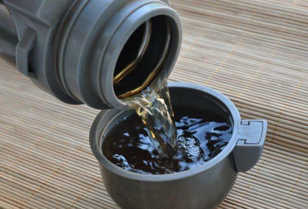 Заваривайте чай в термосе
