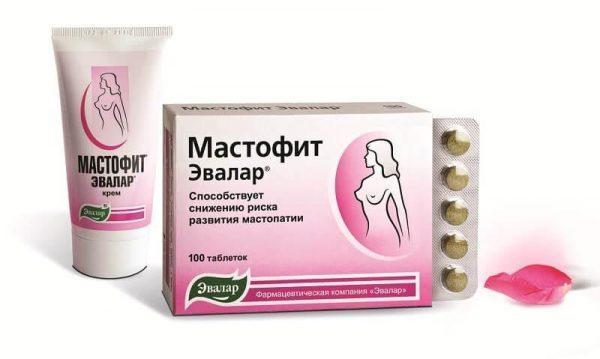 """""""Мастофит"""" от """"Эвалар"""""""