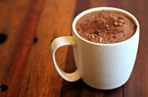 Любимый с детства напиток какао находится на втором месте по содержанию пуринов