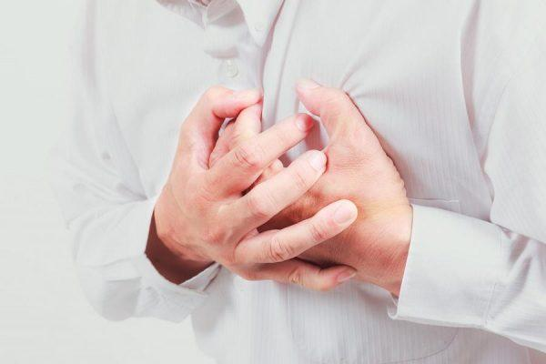 Боль в области сердца – доминантный симптом