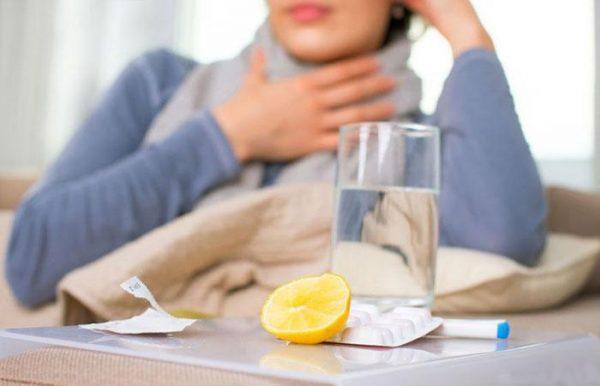 Лечение тонзиллита в домашних условиях